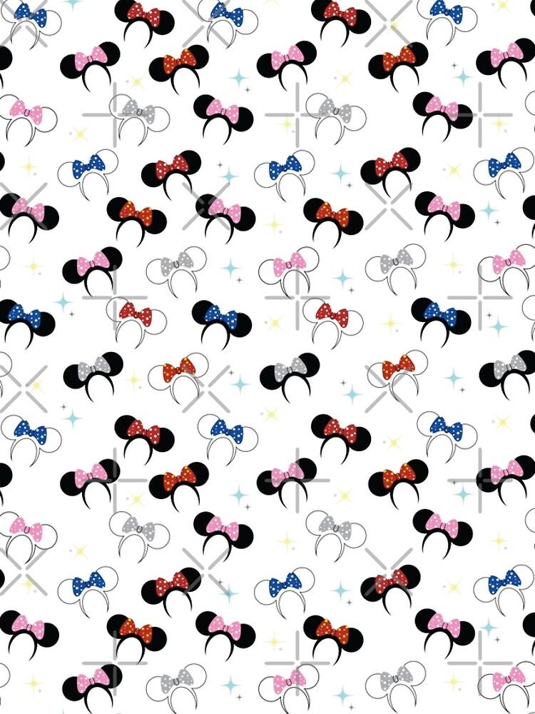Magical Polka Dot Ears by darrianrebecca