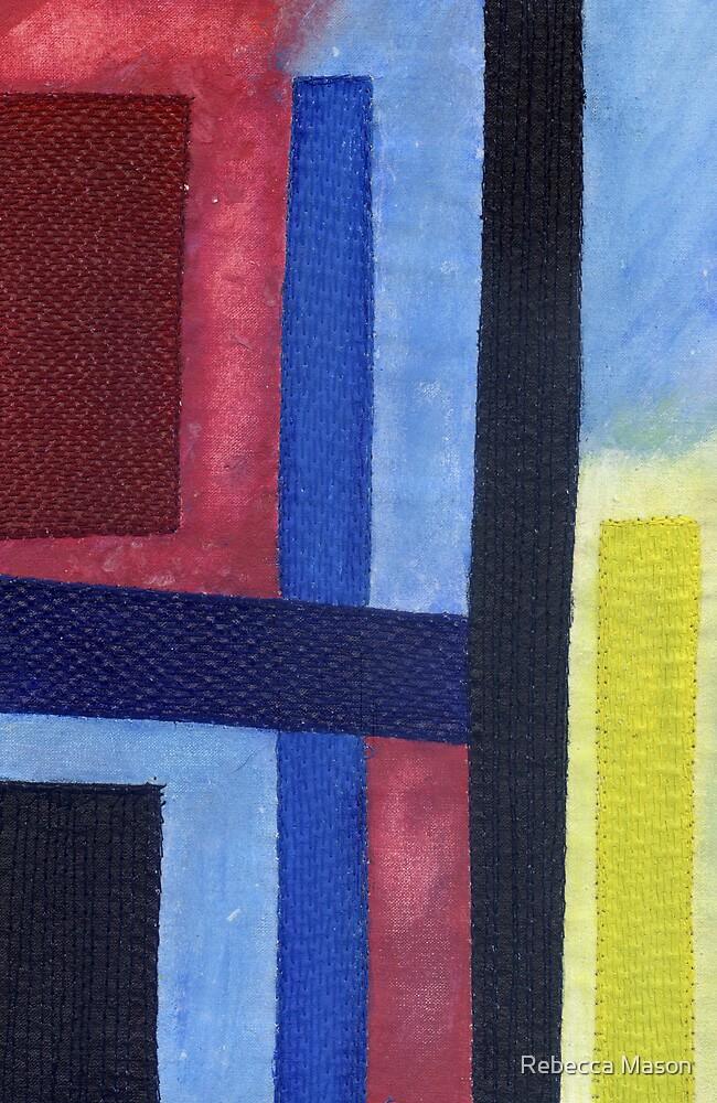 Abstract IV by Rebecca Mason