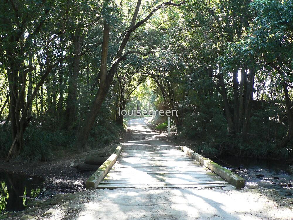 Warrens Crossing - Lansdowne River by louisegreen