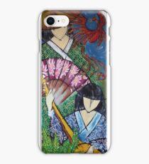 Mirror glass iPhone Case/Skin