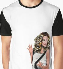 Kate Hudson Graphic T-Shirt