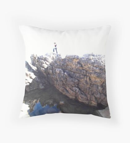 High key in high places Throw Pillow