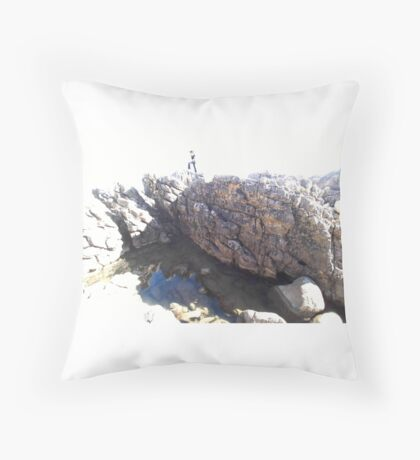 High key in high places Floor Pillow