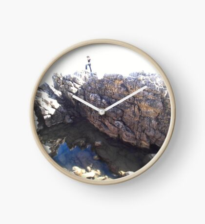 High key in high places Clock