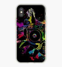 Majoras Color Mask iPhone Case