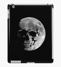 Skully Moon iPad Case/Skin