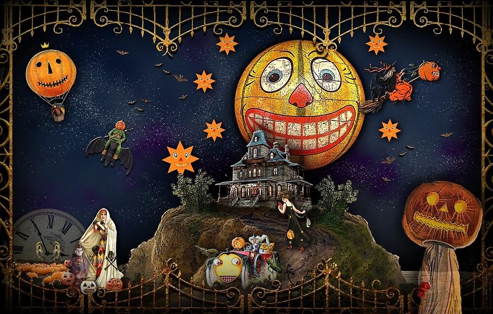 Halloween Land by DuckSoupDotMe