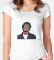 Uzi Women's Fitted Scoop T-Shirt