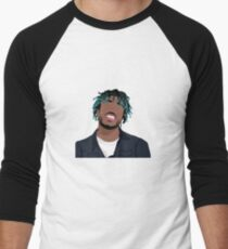 Uzi Baseball ¾ Sleeve T-Shirt