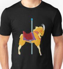 Carousel Animal Goat T-Shirt