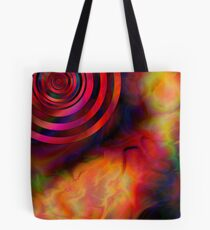 Spiral Architect  Tote Bag