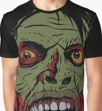 Zombie Series - Hey Girl Graphic T-Shirt