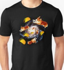 Corgi Taco Galaxy - Funny Corgi Unisex T-Shirt