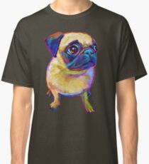 Adorable Pug Classic T-Shirt