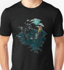Stylus Gravedigger Unisex T-Shirt