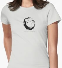 not a likeness Women's Fitted T-Shirt