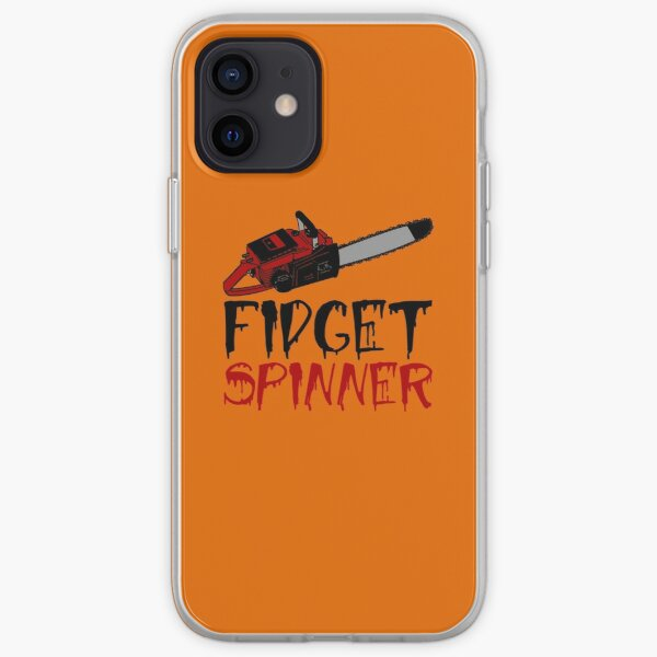 Halloween Shirts Fidget Spinner Costume T-shirts iPhone Soft Case