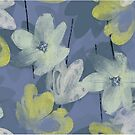 Marisol - Blue Bell by Lynn Nafey