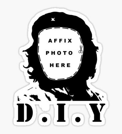 DIY Revolution Sticker