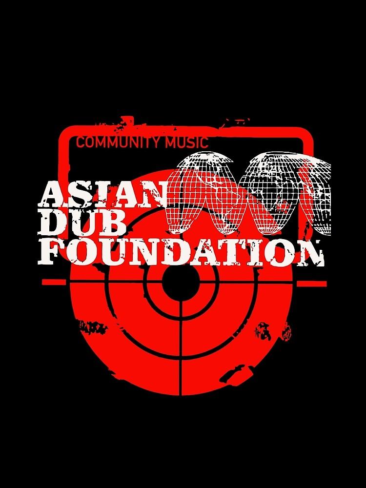 Gemeinschaftsmusik Asian Dub Foundation von elizzygreen