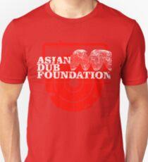 Community Music Asian Dub Foundation T-Shirt