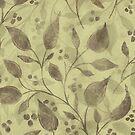 Wandering Vine - Sapling by Lynn Nafey