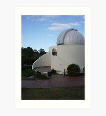 Planetarium Art Print