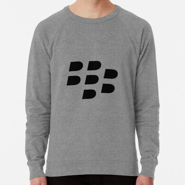 Blackberry Fans must have items Lightweight Sweatshirt