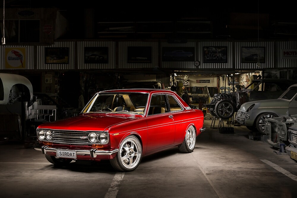 Todd Bulkely's Datsun Coupe by HoskingInd