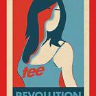 Tee Revolution by Faizan Qureshi