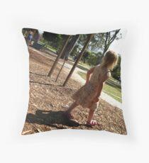 Independant Throw Pillow