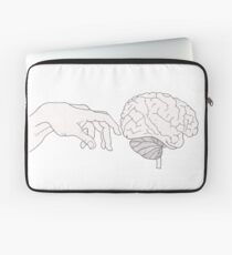 The Creation of Thought Laptop Sleeve