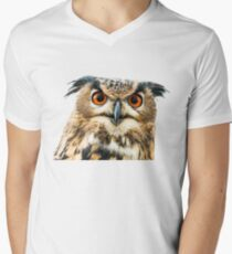 "Angry Owl - ""WTF Do YOU Want? T-Shirt"