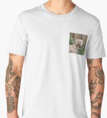 Finn and a dandylion  Men's Premium T-Shirt