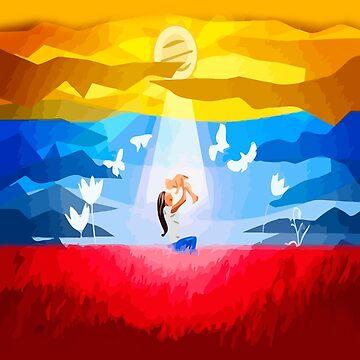 VENEZUELAN LOVE 4 by kmpesino