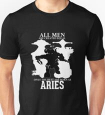 Only the best men are born Aries - Dota 2 T-Shirt