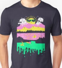 Happy Lake Unisex T-Shirt