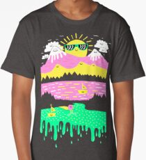 Happy Lake Long T-Shirt