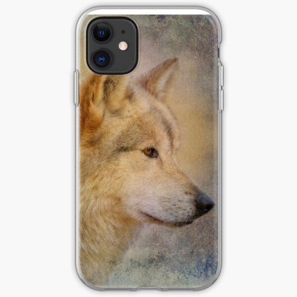 Mexican Gray Wolf iPhone Soft Case