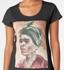 The Essence of Africa  Women's Premium T-Shirt