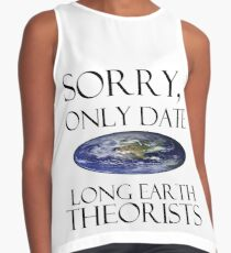 Sorry, I Only Date Long Earth Theorists Contrast Tank