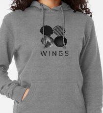 BTS - Flügel Leichter Hoodie