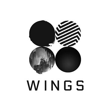 BTS - Wings by bballcourt