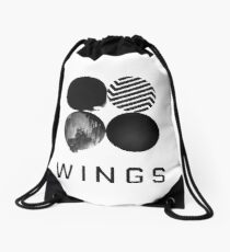 BTS - Wings Drawstring Bag
