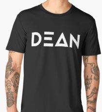 DEAN - Logo Men's Premium T-Shirt