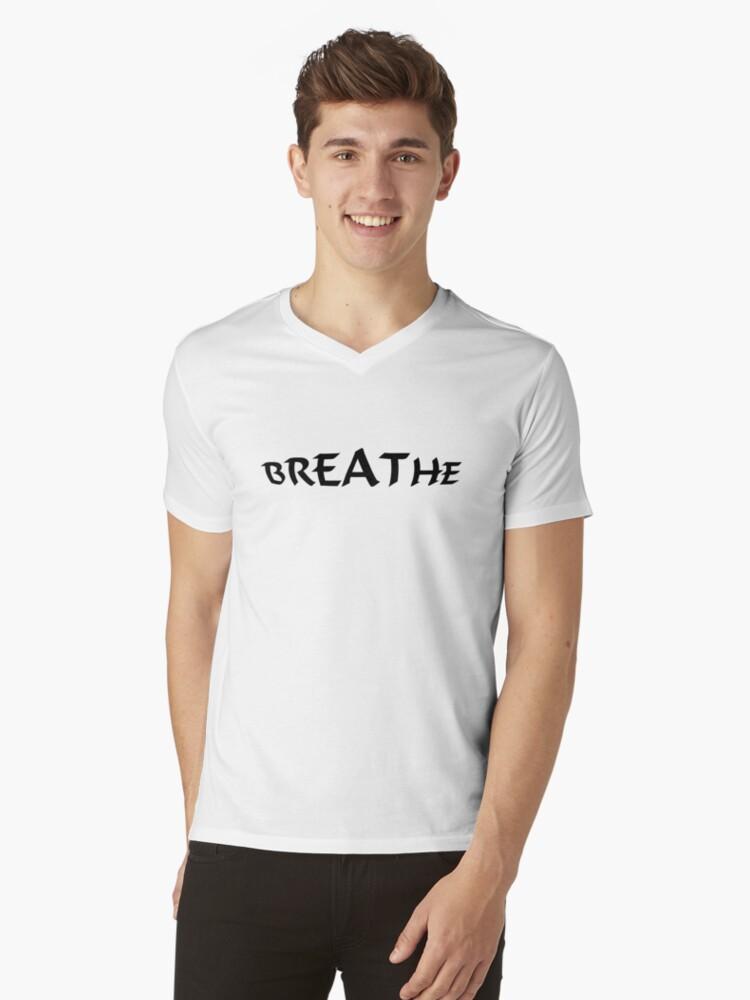 Breathe_black by dinjaninjart