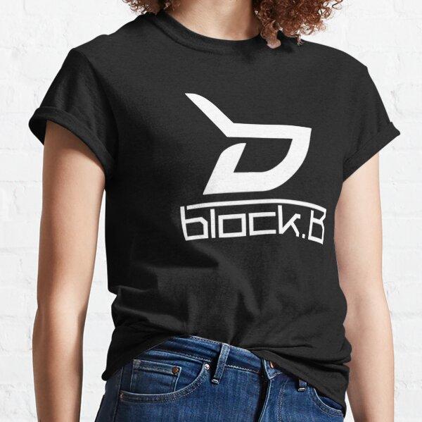 Block b - White - Logo Classic T-Shirt