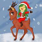 Christmas Cheer by thekohakudragon