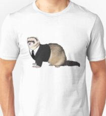 Business ferret Unisex T-Shirt