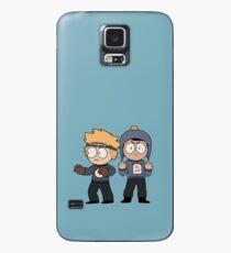 Hero Pose Case/Skin for Samsung Galaxy